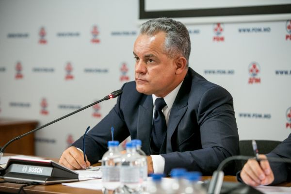 PDM put up European integration to amend Moldovan Constitution - Vlad Plahotniuc