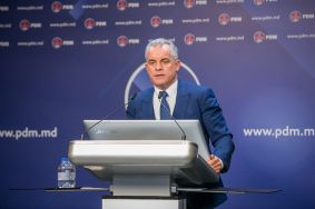 Vlad Plahotniuc: Salaries of budgetary workers will increase. Even by up to 90% for some categories