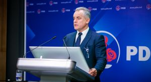 6th March 2018 - Press briefing, held by the leader of the DPM Vlad Plahotniuc