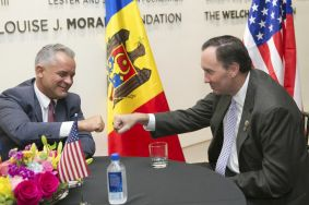 Vlad Plahotniuc in the United States: The energy interconnection with the West is essential for Moldova
