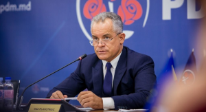 Vlad Plahotniuc chairman PDM presented the political vision of the party over the resolution voted yesterday in the European Parliament