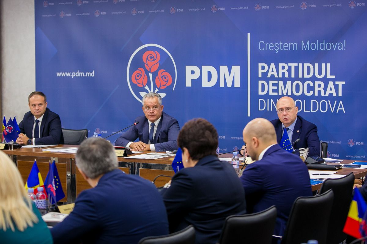 PDM Action Plan and Political Program, discussed at the meeting