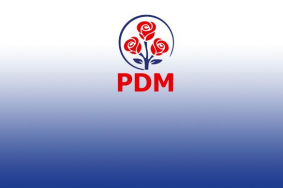 "PDM notified Electoral Council of Single-Mandate Constituency no 22 and CEC about the fact that a candidate of ""ACUM Platforma DA şi PAS"" Electoral Block is campaigning inside polling stations"